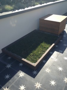 Los Angeles Dog Grass Box